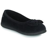 Boty Ženy Papuče Isotoner 97258 Černá