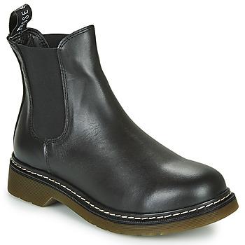 Boty Ženy Kotníkové boty Musse & Cloud FLIKA Černá