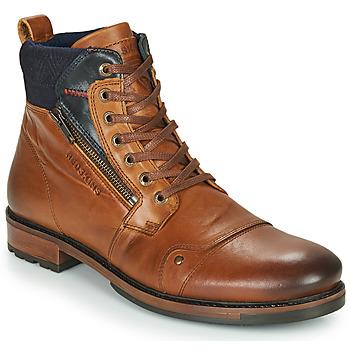 Boty Muži Kotníkové boty Redskins HAMAM Hnědá