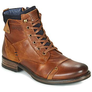 Boty Muži Kotníkové boty Redskins YANI Zlatohnědá