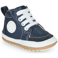 Boty Děti Kotníkové boty Robeez MIGO Tmavě modrá