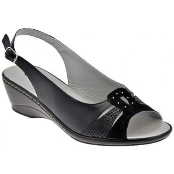 Boty Ženy Sandály Confort  Černá