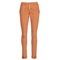 Textil Ženy Kapsáčové kalhoty Cream HOLLY CR TWILL Hnědá