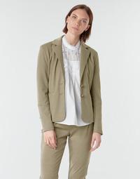 Textil Ženy Saka / Blejzry Cream ANETT BLAZER Béžová