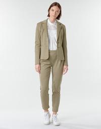 Textil Ženy Kapsáčové kalhoty Cream ANETT PANT Béžová