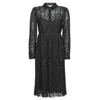 Textil Ženy Krátké šaty Cream ALICIA DRESS Černá
