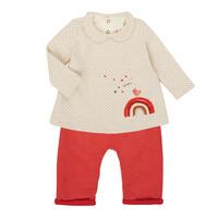 Textil Dívčí Set Catimini CR36031-60 Růžová