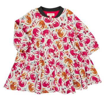 Textil Dívčí Krátké šaty Catimini CR30093-35