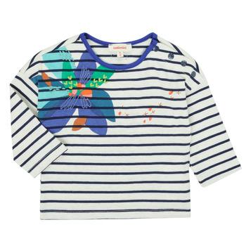 Textil Dívčí Trička s dlouhými rukávy Catimini CR10123-12