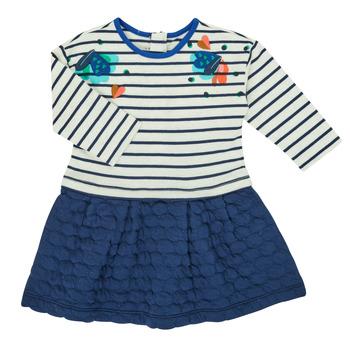 Textil Dívčí Krátké šaty Catimini CR30133-12