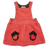 Textil Dívčí Krátké šaty Catimini CR31003-67 Červená