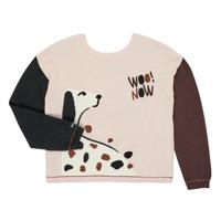 Textil Dívčí Svetry Catimini CR18115-34-J