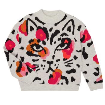 Textil Dívčí Svetry Catimini CR18035-11
