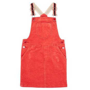 Textil Dívčí Krátké šaty Catimini CR31025-67-C Červená