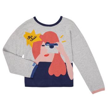 Textil Dívčí Svetry / Svetry se zapínáním Catimini CR18055-21-C