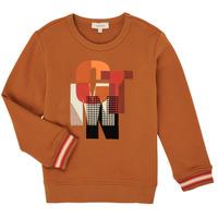 Textil Chlapecké Mikiny Catimini CR15024-63-C Hnědá