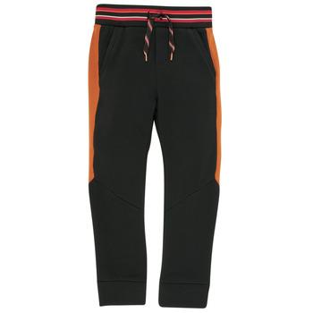 Textil Chlapecké Teplákové kalhoty Catimini CR23004-02-C Černá