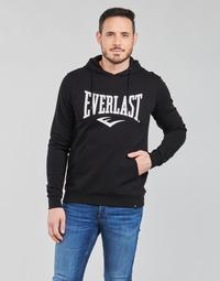 Textil Muži Mikiny Everlast BASIC-HOODED-TAYLOR Černá