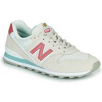 Boty Ženy Nízké tenisky New Balance 996 Béžová / Růžová