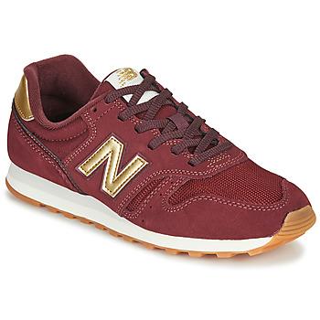 Boty Ženy Nízké tenisky New Balance 373 Bordó