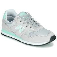 Boty Ženy Nízké tenisky New Balance 393 Šedá