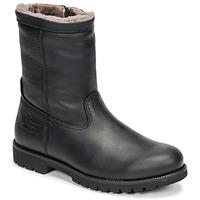 Boty Muži Kotníkové boty Panama Jack FEDRO Černá