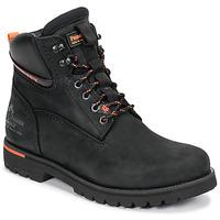 Boty Muži Kotníkové boty Panama Jack AMUR GTX Černá