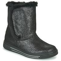 Boty Dívčí Zimní boty Primigi HULA Černá