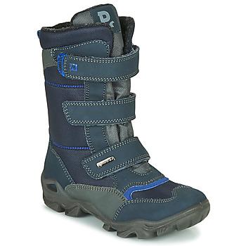 Boty Chlapecké Zimní boty Primigi PATH GTX Modrá