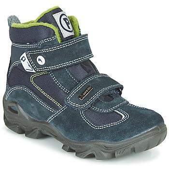 Boty Chlapecké Zimní boty Primigi PATH GTX Tmavě modrá