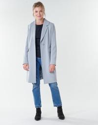 Textil Ženy Kabáty Benetton 2AMH5K2R5 Šedá