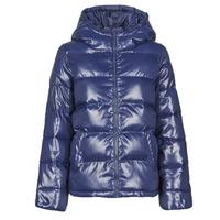 Textil Ženy Prošívané bundy Benetton 2EO0536G3 Tmavě modrá