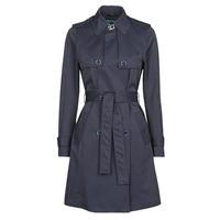 Textil Ženy Pláště Benetton 2BIM5K2S3 Tmavě modrá