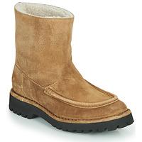 Boty Ženy Kotníkové boty Kenzo K MOUNT Velbloudí hnědá