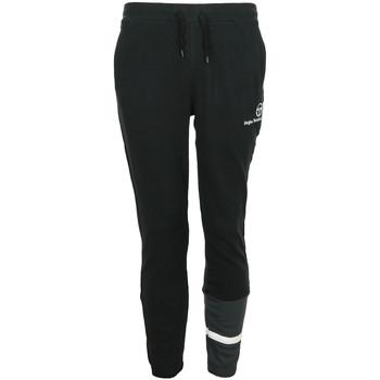 Textil Muži Teplákové kalhoty Sergio Tacchini Fraine Pant Černá