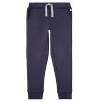 Textil Chlapecké Teplákové kalhoty Petit Bateau LOMINIKO Tmavě modrá