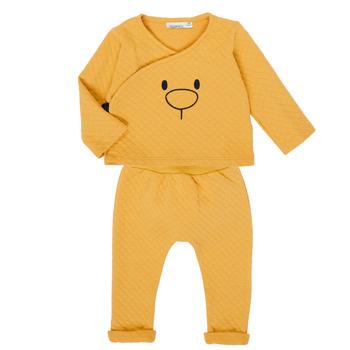 Textil Dívčí Set Noukie's Z050377 Žlutá