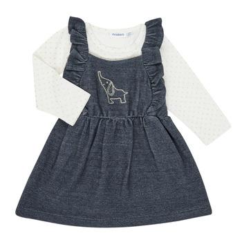 Textil Dívčí Set Noukie's Z050379 Tmavě modrá