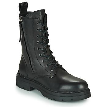 Boty Ženy Kotníkové boty Replay PAMELA STANDING Černá