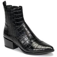 Boty Ženy Polokozačky Vagabond Shoemakers MARJA Černá