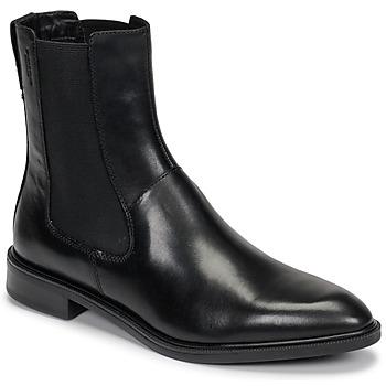 Boty Ženy Kotníkové boty Vagabond Shoemakers FRANCES Černá