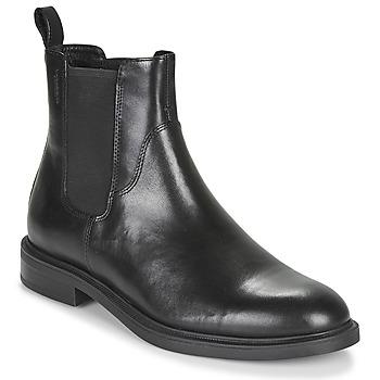 Boty Ženy Kotníkové boty Vagabond Shoemakers AMINA Černá