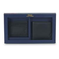 Taška Muži Náprsní tašky Polo Ralph Lauren Billfold & CardCase Gift Set Černá