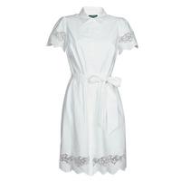 Textil Ženy Krátké šaty Lauren Ralph Lauren DORTHIA Bílá