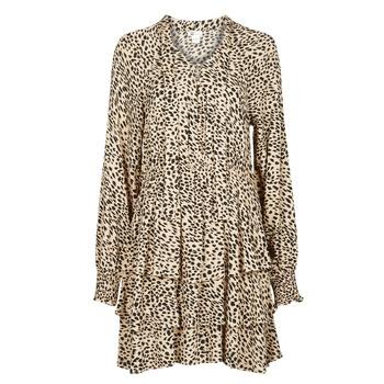Textil Ženy Krátké šaty Billabong SOULMATE Béžová