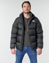 Textil Muži Prošívané bundy The North Face DIABLO DOWN HOODIE Černá