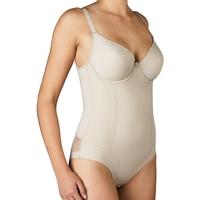 Spodní prádlo Ženy Body Selene BD GIORGIA-C TIERRA Beige