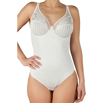 Spodní prádlo Ženy Body Selene BD MARILUZ-C BLANCO Blanco