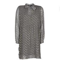 Textil Ženy Krátké šaty Le Temps des Cerises CHANI Šedá