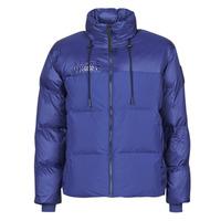 Textil Muži Prošívané bundy Aigle MATTACA Modrá